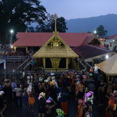 Sabarimala: Kerala moves SC against HC order raising cap on daily pilgrims to temple