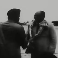 Watch: Rare footage of Subhas Chandra Bose released on his birth anniversary