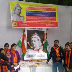 Hindu Sena pays tribute to Queen Victoria on death anniversary, claims she freed India from Mughals
