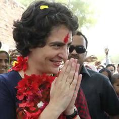Analysis: Priyanka Gandhi's new role is bid to pressure SP-BSP to let Congress join their alliance