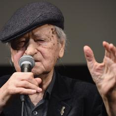 Jonas Mekas, filmmaker and guardian of avant-garde cinema, dies