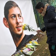 'Gone too soon,' 'Forever in our thoughts': Tributes pour in on Twitter for footballer Emiliano Sala