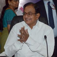 P Chidambaram says he will remain brave after Sonia Gandhi, Manmohan Singh visit him in Tihar Jail