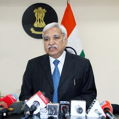 Election Commission to come up with broad guidelines for holding polls within three days