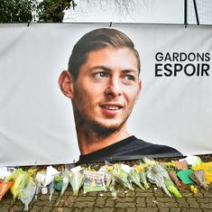 Man arrested on suspicion of manslaughter over footballer Emiliano Sala's death: Police