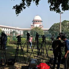 Ayodhya dispute: Supreme Court questions deity Ram's lawyer, adjourns hearing