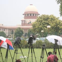 SC/ST Act: Supreme Court to look into setting up a bench to hear petitions together