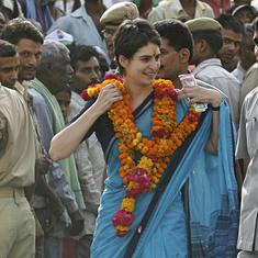 How Priyanka Gandhi went from reclusive politician to Congress' trump card in 20 years