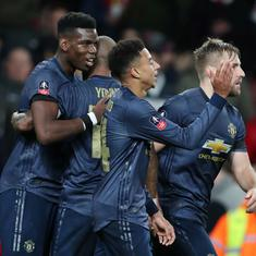 FA Cup: Alexis Sanchez returns to haunt Arsenal as Manchester United continue stunning run of form