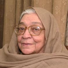 Krishna Sobti (1925-2019): The fearless writer who always put her relationship with herself on trial