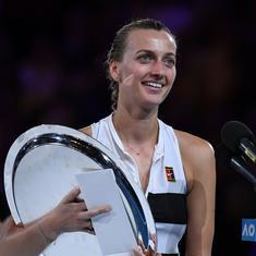 The positive things prevail: Kvitova thankful to end Grand Slam bad at Australian Open