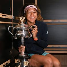 Naomi Osaka's consistency and composure, as much as her two Grand Slams, makes her a champion