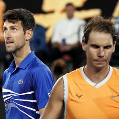 Djokovic was unlucky with US Open exit but important to have self-control on court: Nadal