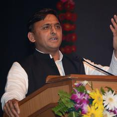 UP: Akhilesh Yadav asks Adityanath to save farmers before tackling Ayodhya land dispute
