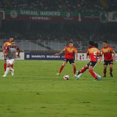 Football: Mohun Bagan and East Bengal resume rivalry in season's first Kolkata derby