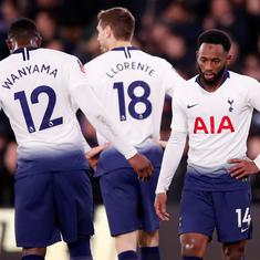 FA Cup: Tottenham stunned by Crystal Palace, defending champions Chelsea into the next round