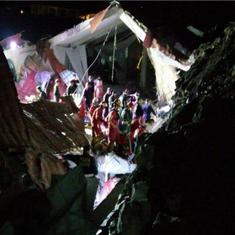 Peru: At least 15 killed after landslide crashes into hotel during wedding celebration