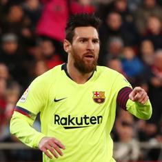Champions League: Barcelona look to exorcise ghost of Rome in last-16 tie against Lyon