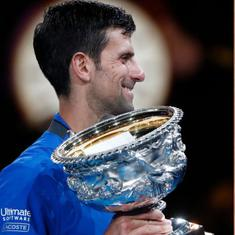 Data check: Greatest up for debate, but Djokovic is dominating this decade like Federer in the 2000s