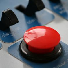 How the button became a pervasive element of all technology, despite its flaws
