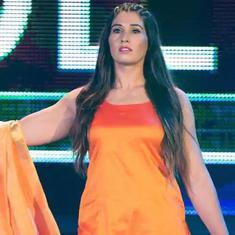 How weightlifter-turned-wrestler Kavita Devi aims to become the first Indian woman in WWE
