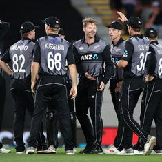 New Zealand name uncapped Daryl Mitchell, Blair Tickner in Willimason-led T20I squad to face India
