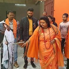 UP: Hindu Mahasabha leader arrested for recreating Mahatma Gandhi's assassination