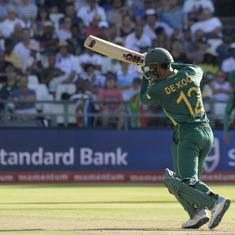 World Cup, South Africa v Afghanistan as it happened: Proteas register first win of tournament