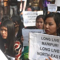 As Manipur gets Inner Line Permit, many Citizenship Bill protestors are still unconvinced