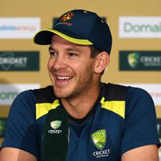 Not going to be greedy: Australia's Test captain Paine says players ready to take pay cut if needed