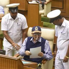 इतनी गंभीर हालत के बावजूद मनोहर पर्रिकर मुख्यमंत्री पद से इस्तीफा क्यों नहीं दे पा रहे थे?