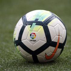 La Liga footballers among several Spanish players detained for suspected match-fixing: Reports