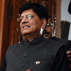Goa: Piyush Goyal calls for 'mass movement' against those who oppose development