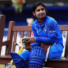 '200 is just a number for me': Mithali Raj on reaching milestone in 3rd ODI against New Zealand