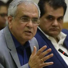 Watch: NITI Aayog officials in knots trying to explain report on skyrocketing unemployment