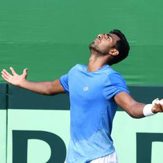 Davis Cup: After defeats in the singles matches, India left with a mountain to climb against Italy