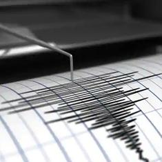 Four earthquakes hit Arunachal Pradesh within 24 hours