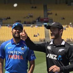 India vs New Zealand, 5th ODI: Rohit Sharma elects to bat first, MS Dhoni back in playing XI