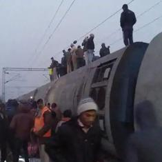 Bihar: Six dead after 11 coaches of Seemanchal Express derail