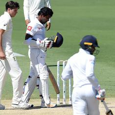 Canberra Test: A day after Karunaratne's injury scare, Kusal Perera retires hurt after bouncer blow