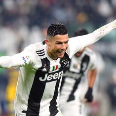 Italian football: Cristiano Ronaldo scores twice but Gervinho matches it as Parma frustrate Juventus