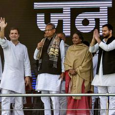 Congress rally in Patna: Tejashwi Yadav says Rahul Gandhi has all qualifications to be PM