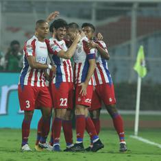 Indian Super League: Manuel Lanzarote free-kicks propel ATK to 2-1 win over Jamshedpur