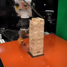 Watch: This MIT robot has taught itself to play Jenga like an expert