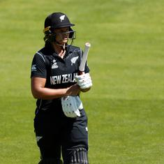 Watch: Suzie Bates on what New Zealand should learn from ODI series loss to India