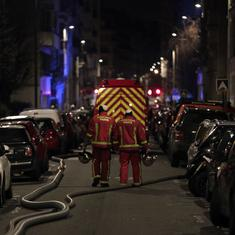 France: Toll rises to eight in building fire in Paris; woman detained as police suspect arson