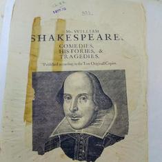 Original edition of book by Shakespeare, document with Nehru's signature found at IIT-Roorkee