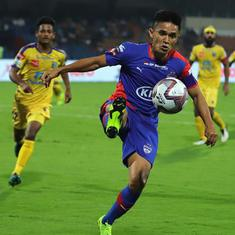 ISL: Chhetri, Udanta help Bengaluru recover from 0-2 down to salvage point against Kerala Blasters