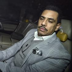 The big news: Robert Vadra questioned for 5 hours in money laundering case, and 9 other top stories