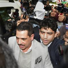 Money laundering case: Court extends Robert Vadra's interim protection from arrest till March 2
